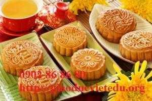 Khóa học làm bánh trung thu tại quận 10, tp HCM
