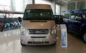 Ford Transit SVP giá rẻ nhất thị trường