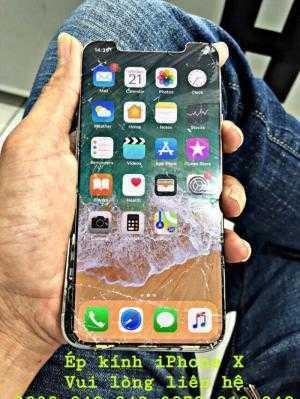 Ép Kính Iphone X Chất Lượng, Giá Tốt Nhất Bà Rịa-Vũng Tàu