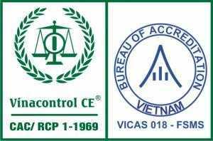 Chứng nhận HACCP - gia tăng khả năng cạnh tranh trên thị trường
