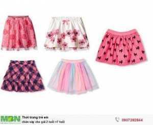 Chân váy cho gái 2 tuổi >14 tuổi