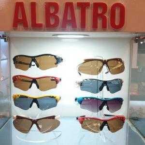 Mắt kính đeo chơi golf Albatross Korea chống nắng, chống chói