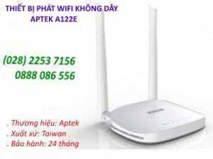 Bộ phát sóng wifi không dây Aptek A122e