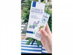 Sữa Rửa mặt thải độc trị mụn ( Fusin E) made in Việt Nam