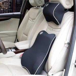 bộ gối tựa đầu , lưng trên ô tô , xe hơi