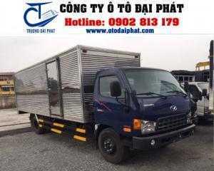 Xe Tải Hyundai Hd120Sl 8 Tấn Thùng Kín, Hỗ Trợ Vay Vốn Mua Xe Trả Góp 80%