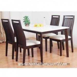Bộ bàn ăn HW331-Hàng xuất khẩu nhật- Nội thất Homeworld