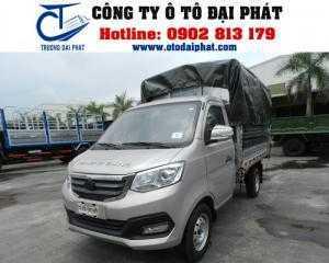 Xe tải Trường Giang T3 cabin đơn 810kg tiêu chuẩn khí thải Euro 4