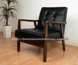 Sofa 1 chỗ ngồi HW105-bọc simili- Hàng xuất khẩu Nhật- giá rẻ- Nội thất Homeworld