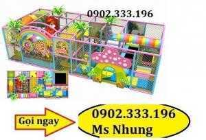 Khu liên hoàn trong nhà, khu vui chơi trẻ em liên hoàn, bộ liên hoàn trẻ em,