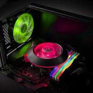 Fan tản nhiệt CPU Cooler Master Masterair G100M led RGB chính hãng