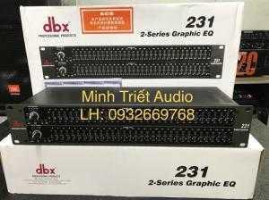 Máy Lọc Tiếng DBX-231 - MỚI 100% - Bảo Hành 2 Năm