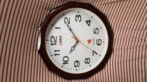 Đồng hồ treo tường Laba tròn