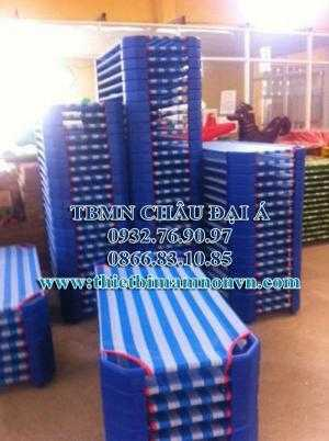 Giường vải lưới cho trẻ em