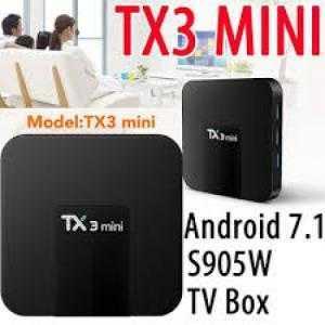 Android Tanix TX3 Mini Ram 2GB, bộ nhớ trong 16GB gía 990K/ bộ, KM chuột Kiwi S183