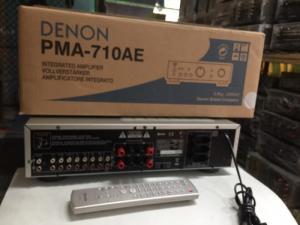 Bán chuyên Ampli denon PMA 710AE hàng bải tuyển chọn từ nhật về