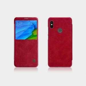 Bao da Xiaomi redmi note 5 pro Qin Series Leather cao cấp