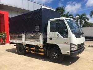 Xe tải Isuzu QKR 230 2T4 vào thành phố