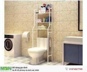 Kệ để đồ phòng vệ sinh sau toilet