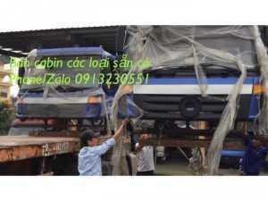 Bán Cabin Thaco Auman, Forland, Tmt Cuu Long,...