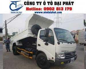 Xe ben Hino 3.5 tấn - xe ben 3.5 tấn Hino nhập khẩu 100% từ Indonesia