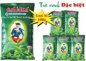 Cung cấp trà xanh Bàu Cạn CATECKA đặc sản của Gia Lai