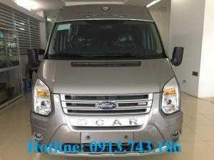 Ford Transit Dcar X Limousine chuyên vận chuyển khách Vip, giao xe ngay