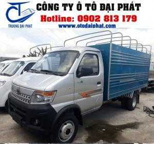 Xe tải Dongben Q20 1.9 tấn thùng dài 3.3 mét...
