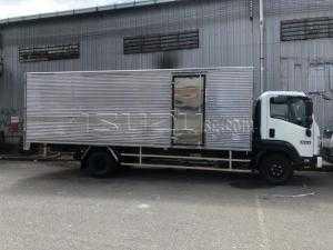 Xe tải Isuzu FRR 650, Isuzu 6T5 thùng dài 6m7