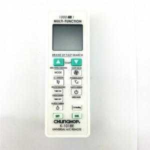 Remote máy lạnh đa năng K1018E CHUNGHOP 1000 in 1