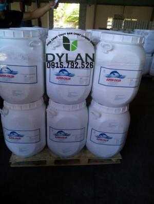 Chlorine xử lý môi trường dùng trong nuôi thủy sản & sản xuất hàng Nhật