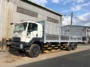 Xe tải Isuzu 3 chân 15T, Isuzu FVM 15000 3 chân 15T