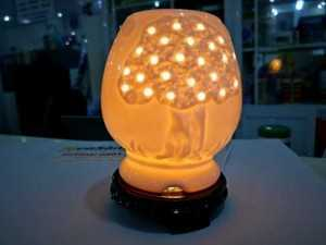 Đèn Xông Tinh Dầu Chim Công - MSN1831110