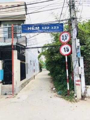 Bán đất hẻm xe hơi đường Trần Vĩnh Khiết