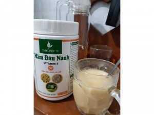 Mầm đậu nành Vitamin E