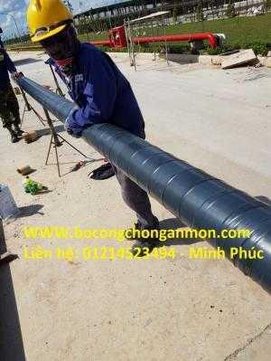 Vật liệu chống ăn mòn cho ống PCCC chôn ngầm