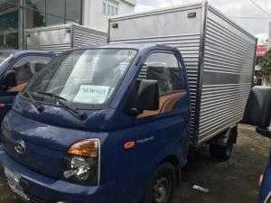 Xe tải Hyundai H150 thùng kín inox, tải trọng 1,5 tấn, trả trước 100 triệu giao xe ngay