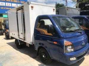 Xe tải Hyundai H150 thùng đông lạnh, tải trọng 1,5 tấn - Trả trước 100 triệu, giao xe ngay