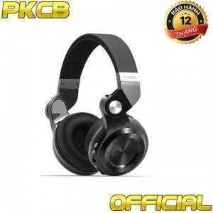 Tai nghe Bluetooth chụp tai PKCB 2+ pin khủng Nhập khẩu cao cấp