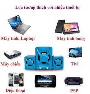Loa nghe nhạc mini nhập khẩu cao cấp PKCB-X3
