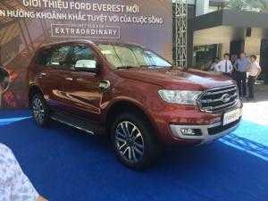 Ford Everest Model 2019 Cập Cảng!Hãy Liên Hệ Với City Ford TP.HCM
