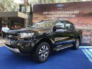 Ford Ranger 2018 Cập Cảng! 8 Phiên Bản,Đủ Màu Giao Xe Tháng 9/2018