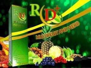 Sản phẩm RD  FRESH PLUS-Giải độc,ổn huyết áp,bồi bổ,chống  lão, cân bằng  cơ thể