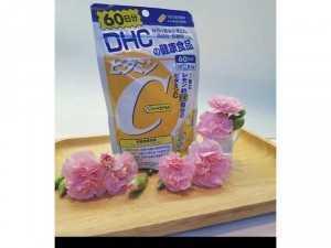 Viên uống DHC bổ sung vitamin C gói 120 viên