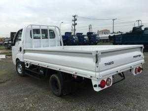 Bán xe tải Thaco Kia Frontier K250 thùng lửng...