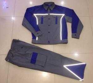 Quần áo vải kaki phối màu