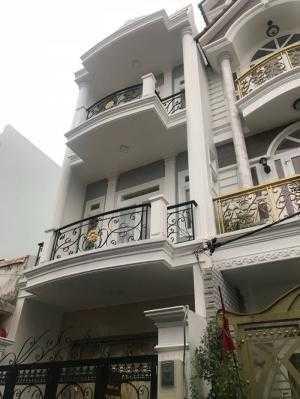 Bán Nhà Riêng Mới Đẹp Hẻm 5m Đỗ Công Tường, Tân Quý, Tân Phú, Dt: 4x14m, Trệt 2 Lầu Đẹp Như Hình