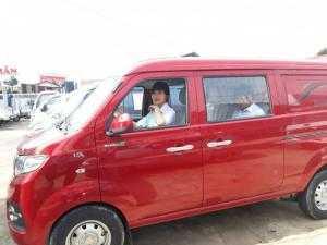 Giá xe bán tải dongben X30 495kg 5 chỗ ngồi vào thành phố Ô Tô Phú Mẫn khuyến mãi ngay tỳ hưu tài lộc bằng vàng