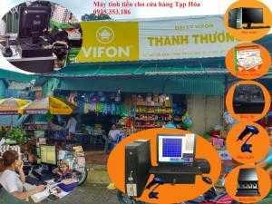 Máy tính tiền cho tạp hóa tại Đak lak giá rẻ