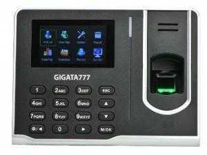 Máy chấm công vân tay GIGATA chính hãng giá đại lý từ công ty tại Bình Thạnh , Tân Phú , Quận 12 , hóc môn